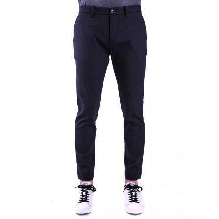 PANTALONE EASY NINE IN THE MORNING BLU NAVY