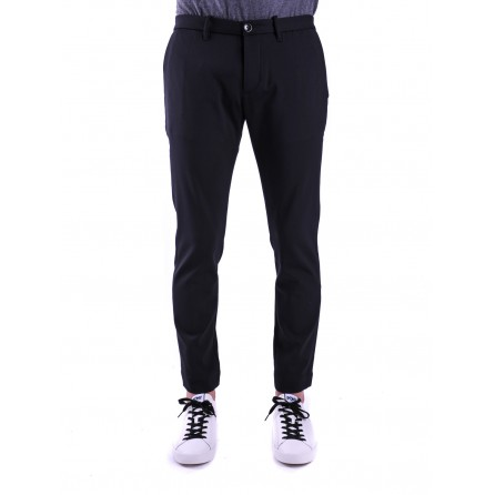 TROUSERS EASY NINE IN THE MORNING BLU NAVY