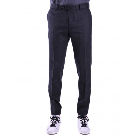 MEN TROUSERS INCOTEX 930 ANTRACITE