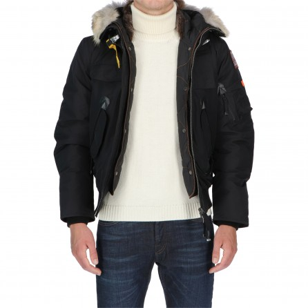 HOODED DOWN BOMBER